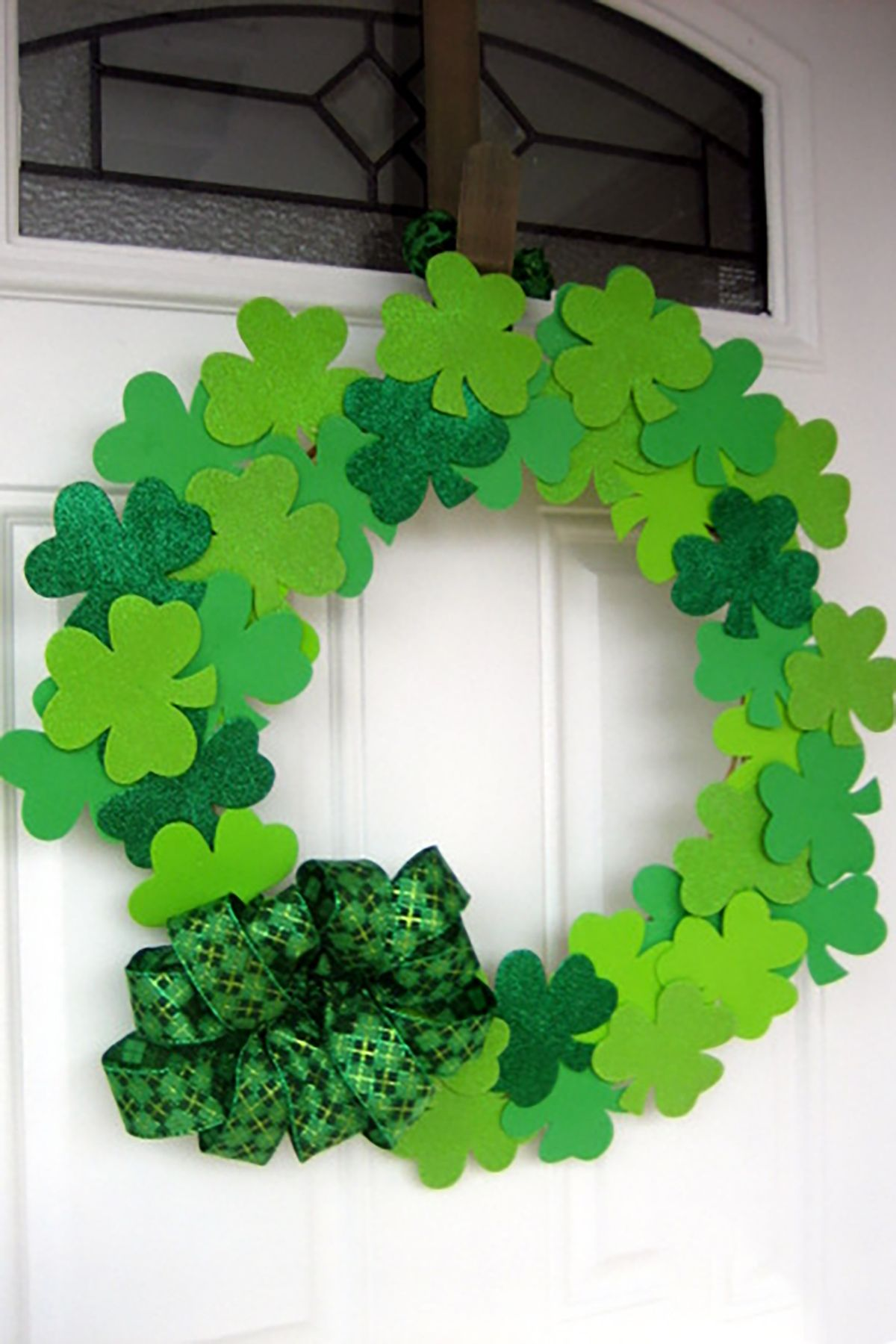 stewart st martha day s accessories decorations and stirr patrick decor shamrock patricks party crafts vert