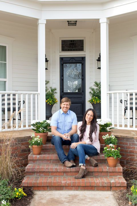 Meet chip and joanna gaines buff strickland