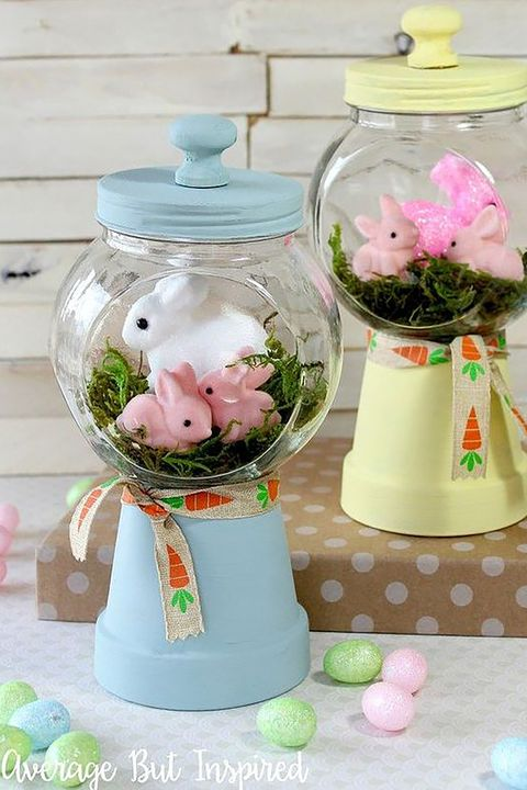 55 Easy Easter Crafts Ideas For Easter Diy Decorations