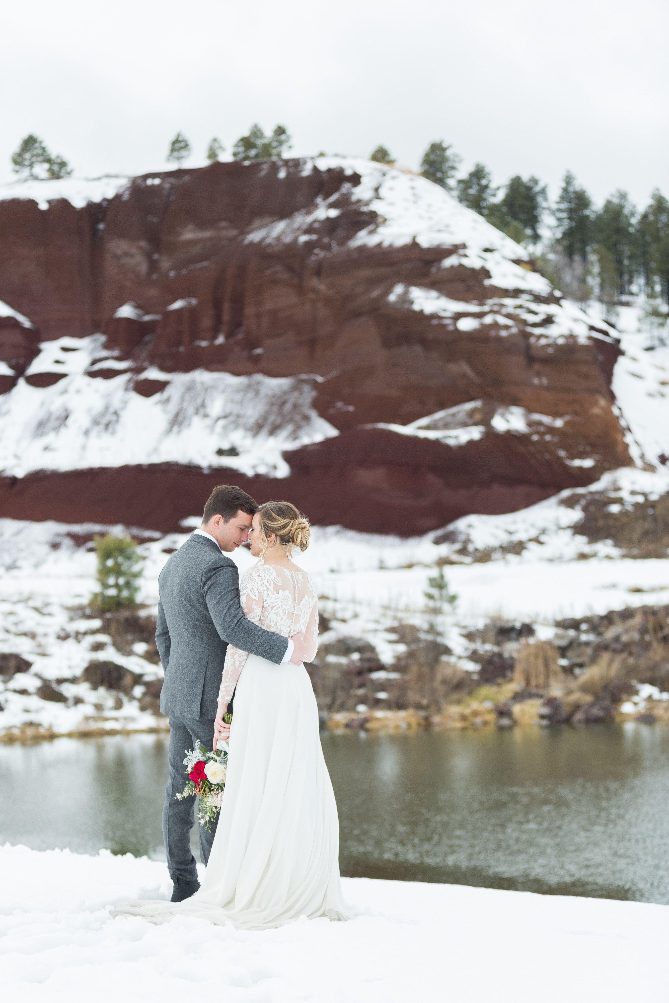 32 dreamy winter wedding photos ideas for winter weddings junglespirit Gallery