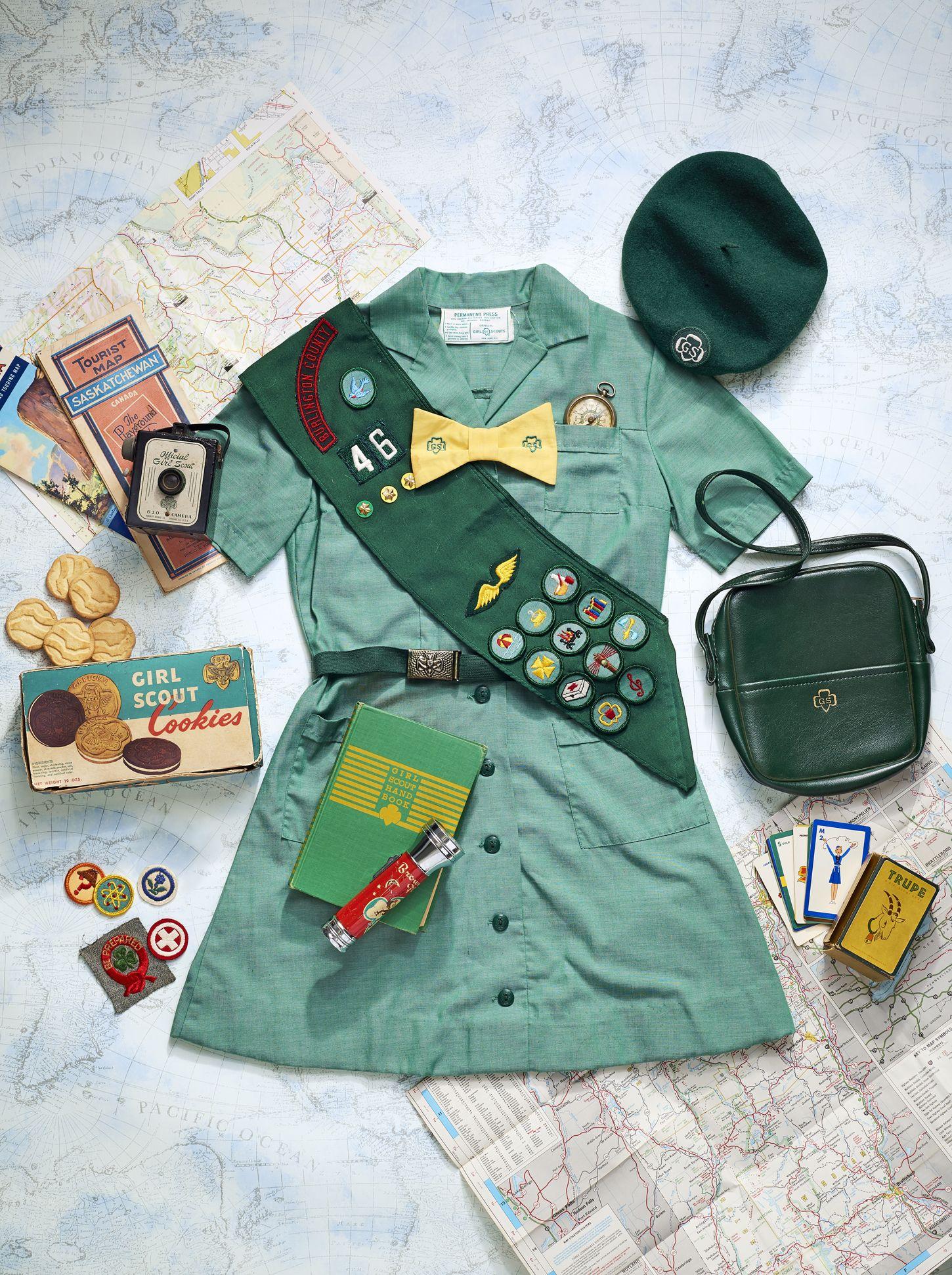 The Collectors Guide To Girl Scouts Memorabilia