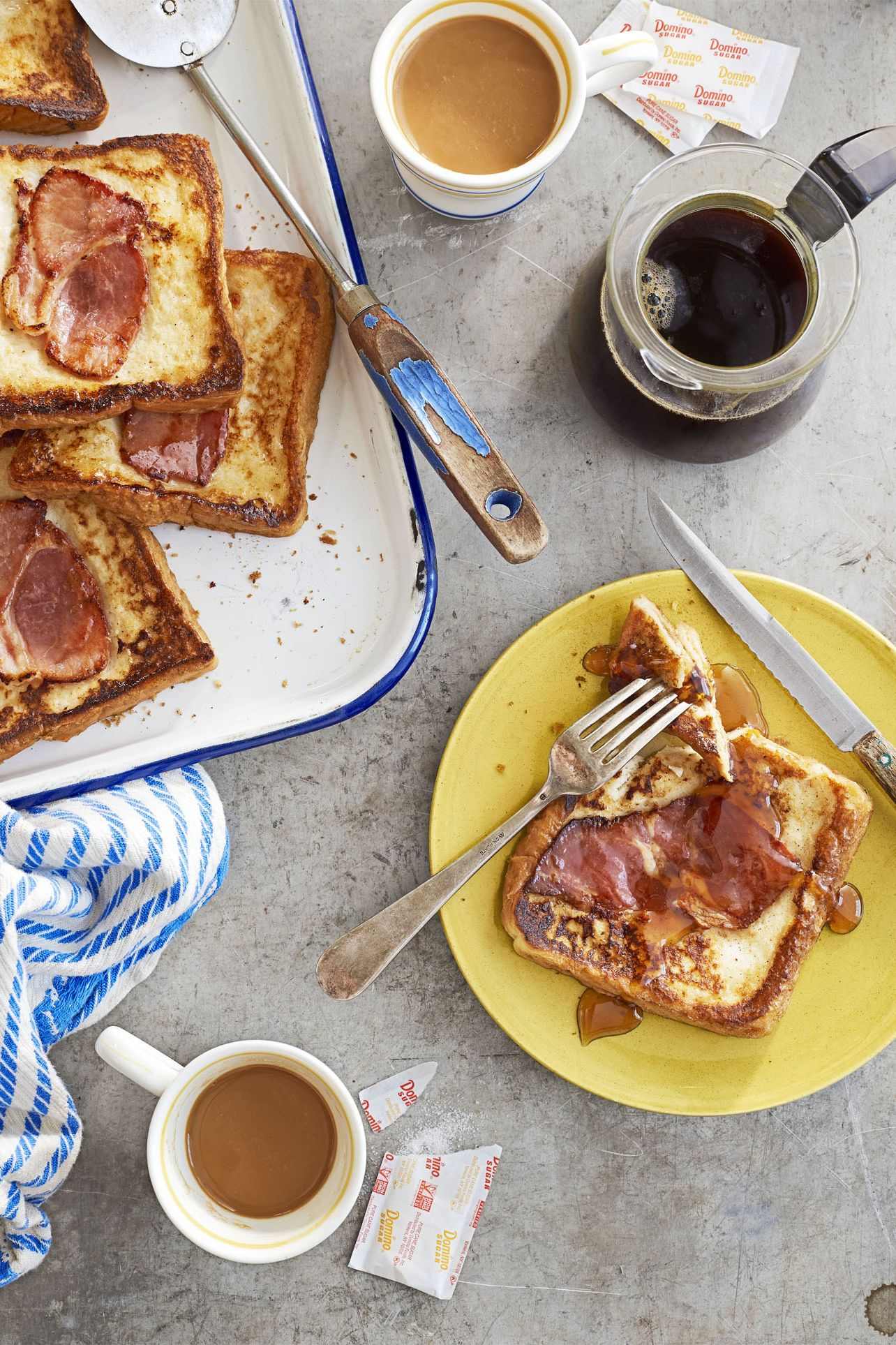 country ham french toast
