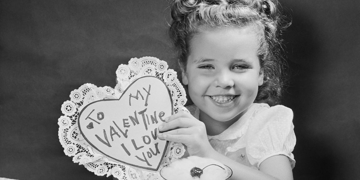 Old-Fashioned Valentine's Day Traditions We Wish Would Come Back