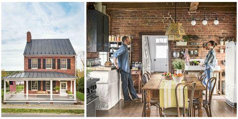 Property, Furniture, Real estate, House, Home, Fixture, Door, Houseplant, Stool, Home door,