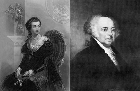 Abigail and John Adams
