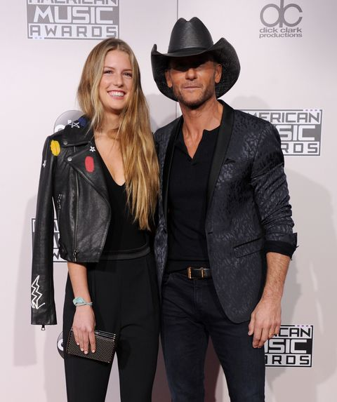 Faith hill and tim mcgraw daughters maggie mcgraw photos for How old are faith hill s daughters