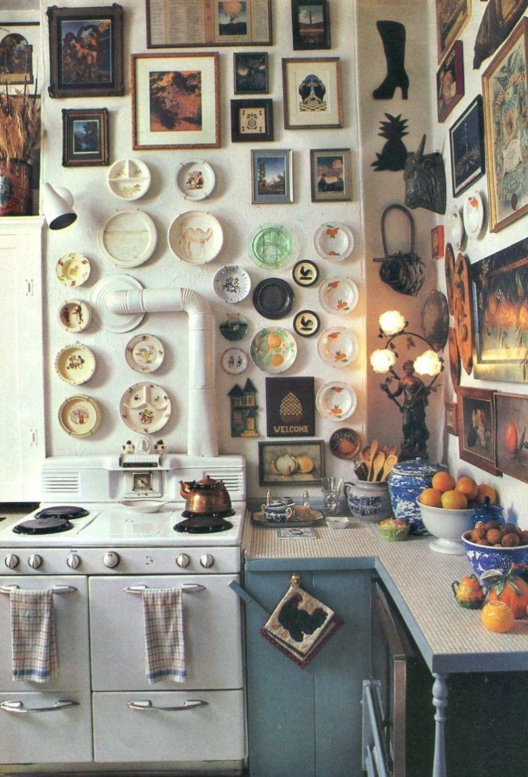 maximalist interior design country living - Interior Design Country Living