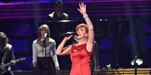Reba McEntire talks about how gospel music helped her through divorce