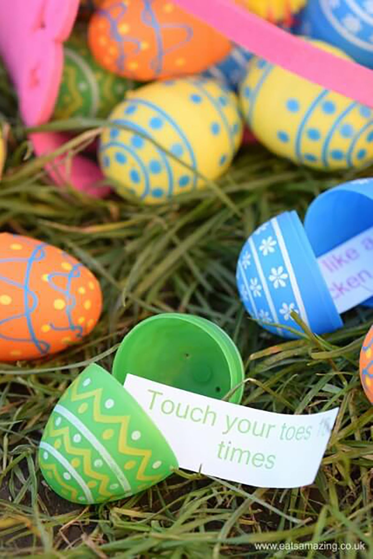 14 fun easter egg hunt ideas for kids unique easter egg hunt ideas negle Images