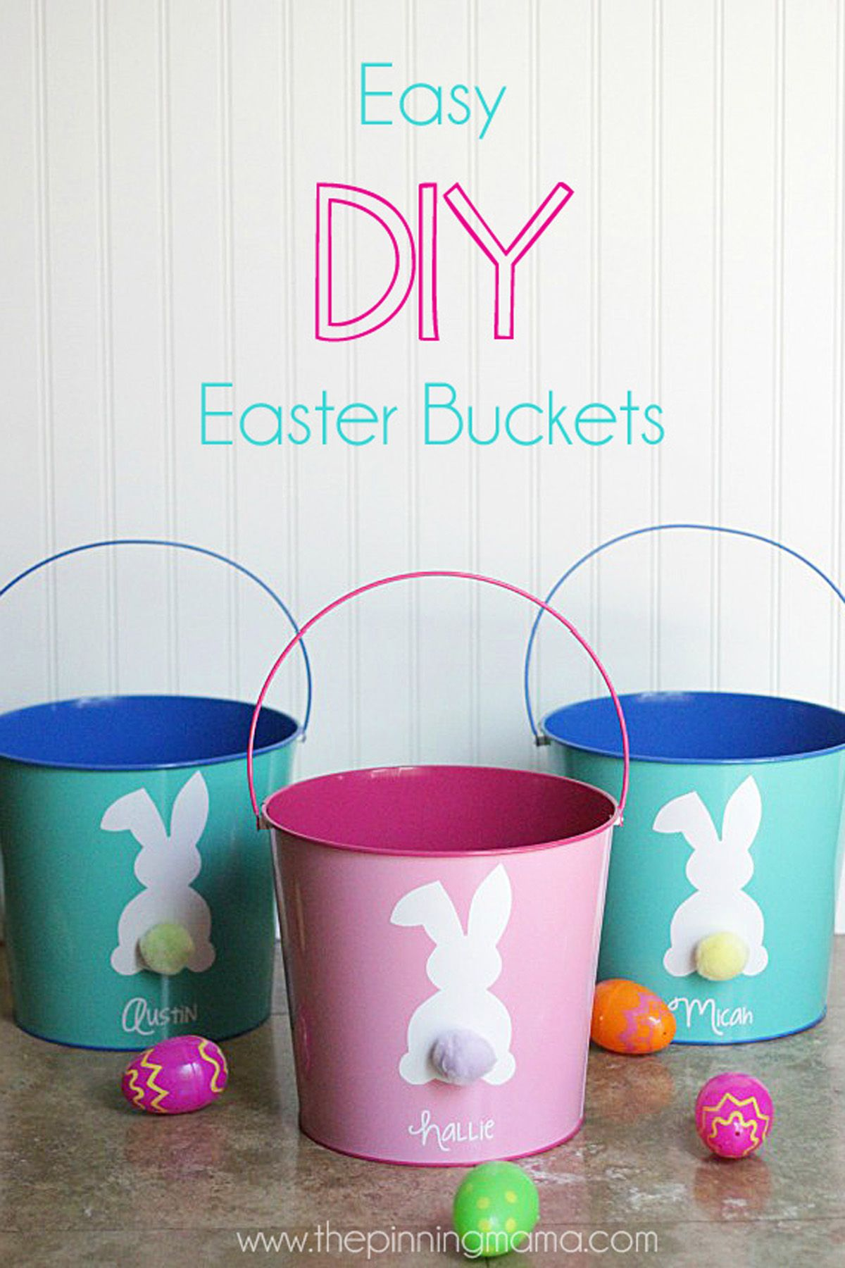 21 cute homemade easter basket ideas easter gifts for kids and 21 cute homemade easter basket ideas easter gifts for kids and adults negle Image collections
