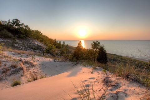 Chesterton, Indiana dunes