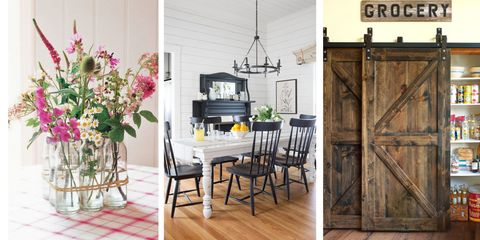 Yes It S Possible To Have The Country House Of Your Dreams From Easy Rustic Touches Larger Architectural Projects Here Are Some Our Favorite Ways