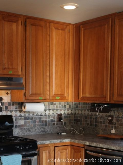 10 Diy Kitchen Cabinet Makeovers Before Amp After Photos