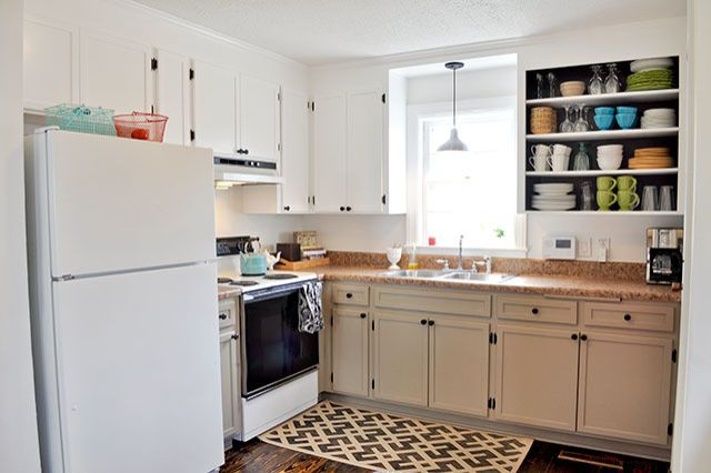 Charmant Diy Kitchen Cabinet Makeovers Before And After