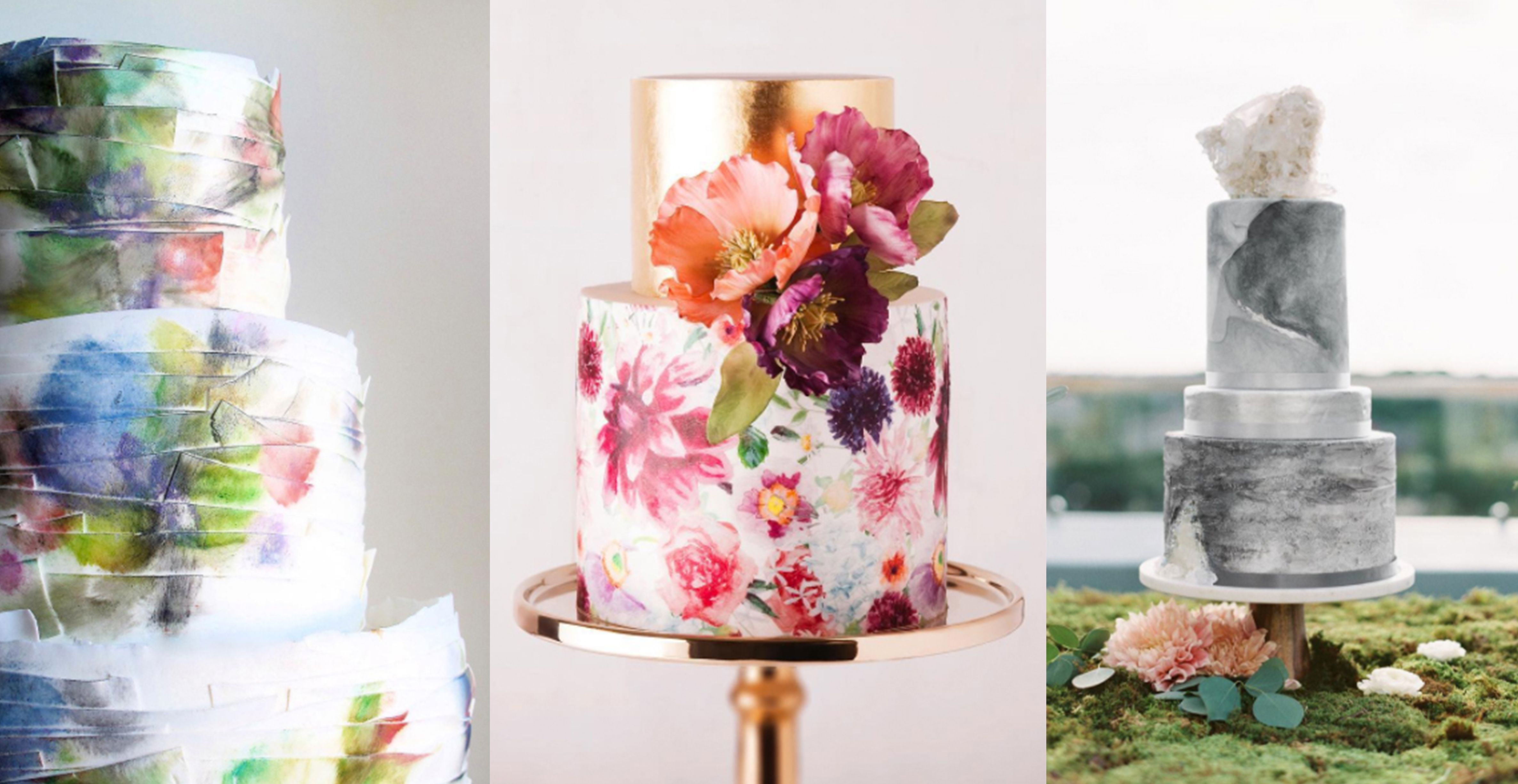 26 watercolor wedding cakes that will take your breath away 26 watercolor wedding cakes that will take your breath away watercolor cake is the dreamiest new wedding trend mightylinksfo