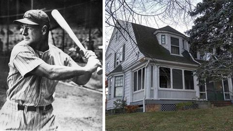 lou gehrig home for sale