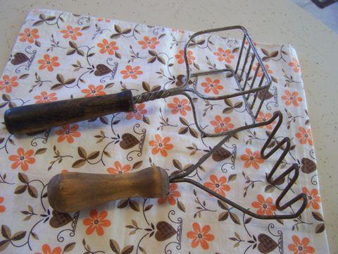 vintage kitchen tools