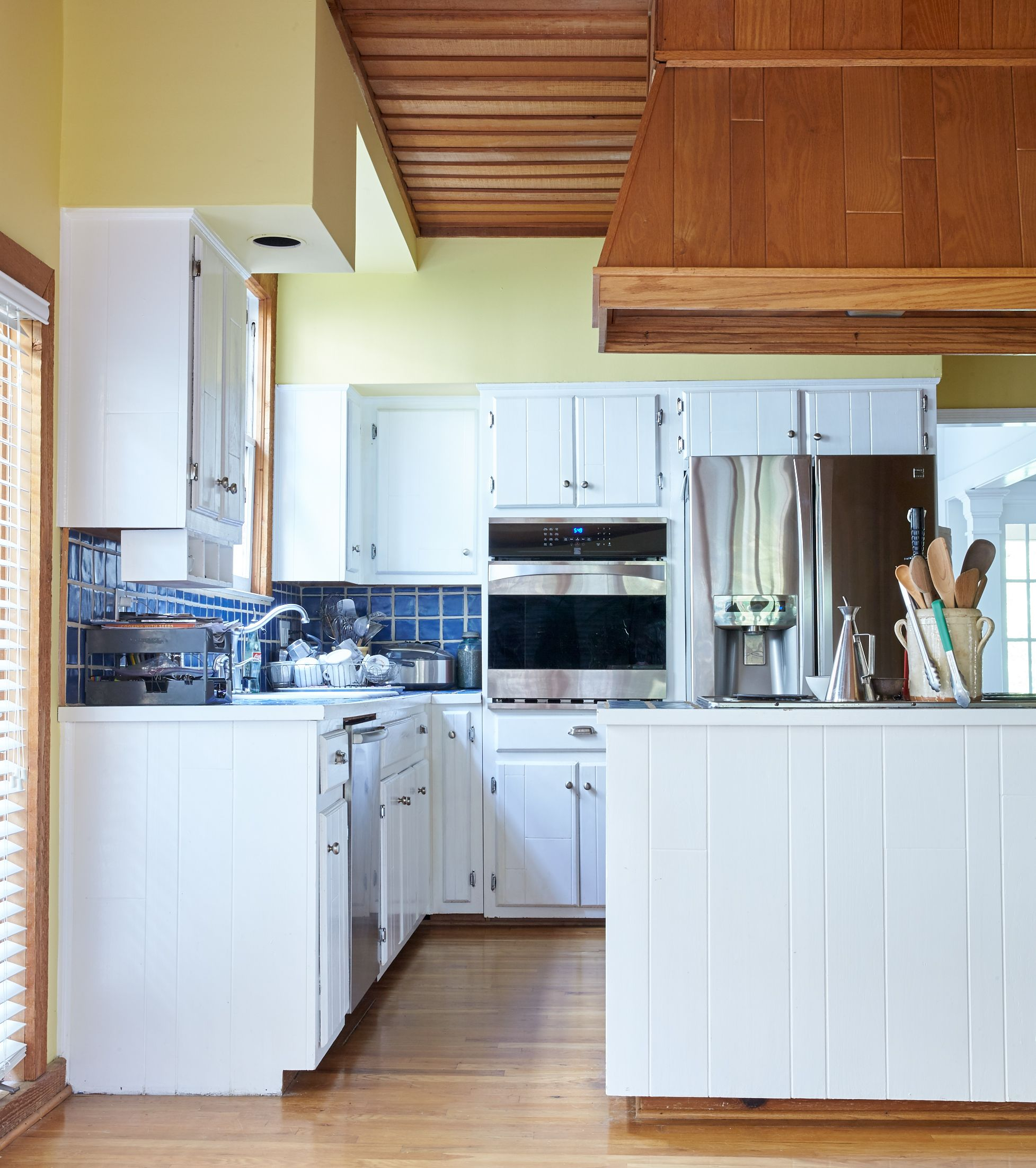 Country Living Food Editor Kitchen Renovation - Before and After ...