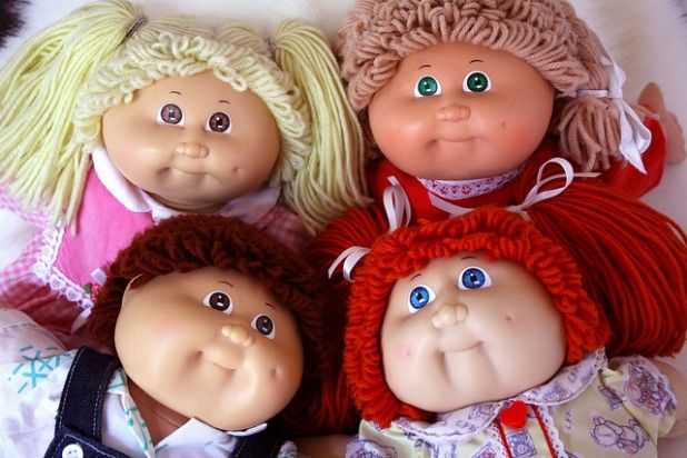 <p>These were the OG baby dolls of all baby dolls. You had to have at least one. </p>