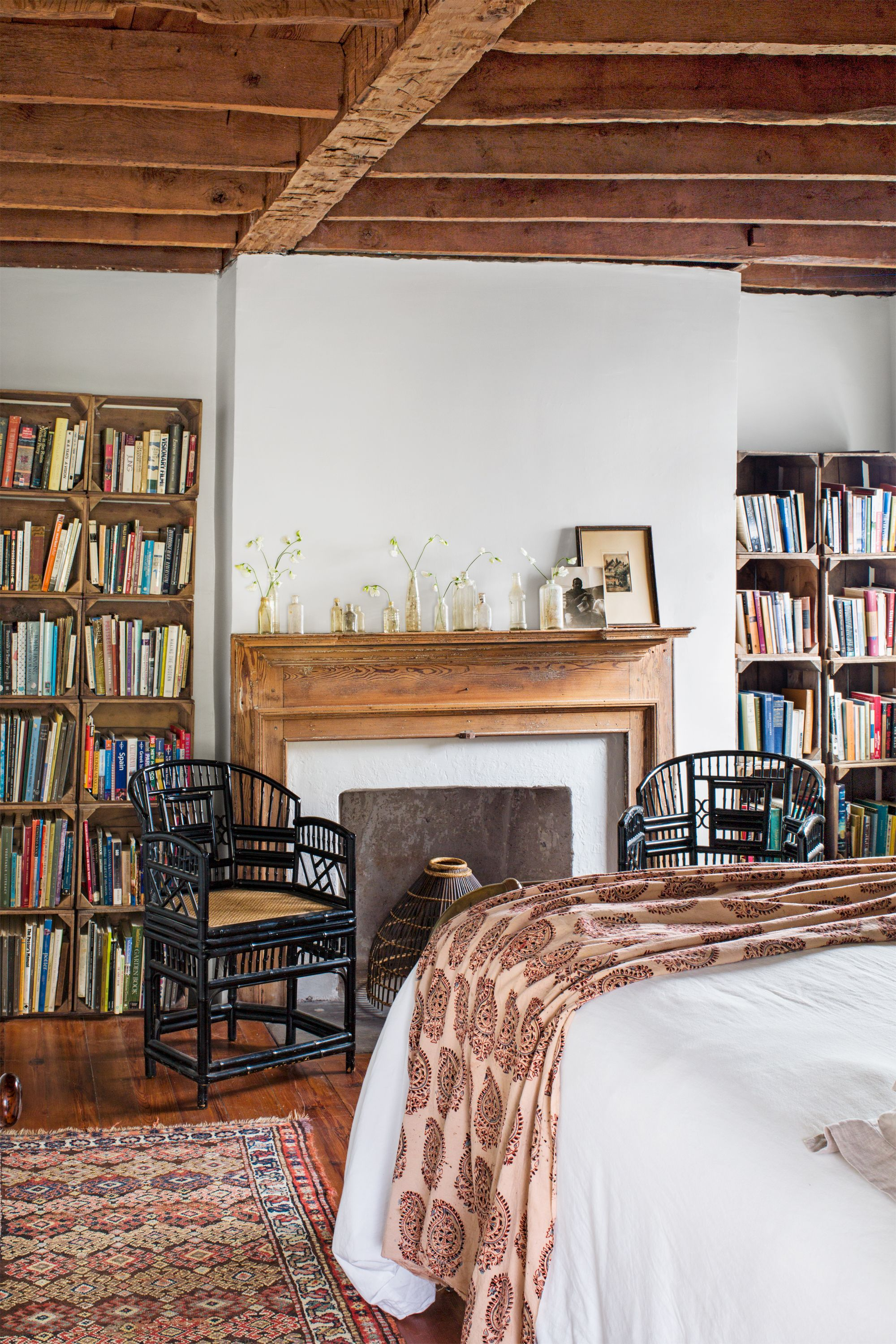 30+ Best Farmhouse Style Ideas - Rustic Home Decor Decorating Shelves In Victorian Bedroom on corner shelf for bedroom, corner wall shelves modern bedroom, built in shelves in master bedroom, bathroom shelves in bedroom, clothing shelves in bedroom, built in bookshelves in bedroom, decorating shelves for fall, display shelves in bedroom, ideas to decorate your bedroom, bay window in bedroom, building shelves in bedroom, coffee bar in bedroom, shelf for girls bedroom, metal shelves in bedroom, storage shelves in bedroom, unique bookshelves for teenagers bedroom, shelf decor bedroom, decorative shelf bedroom,