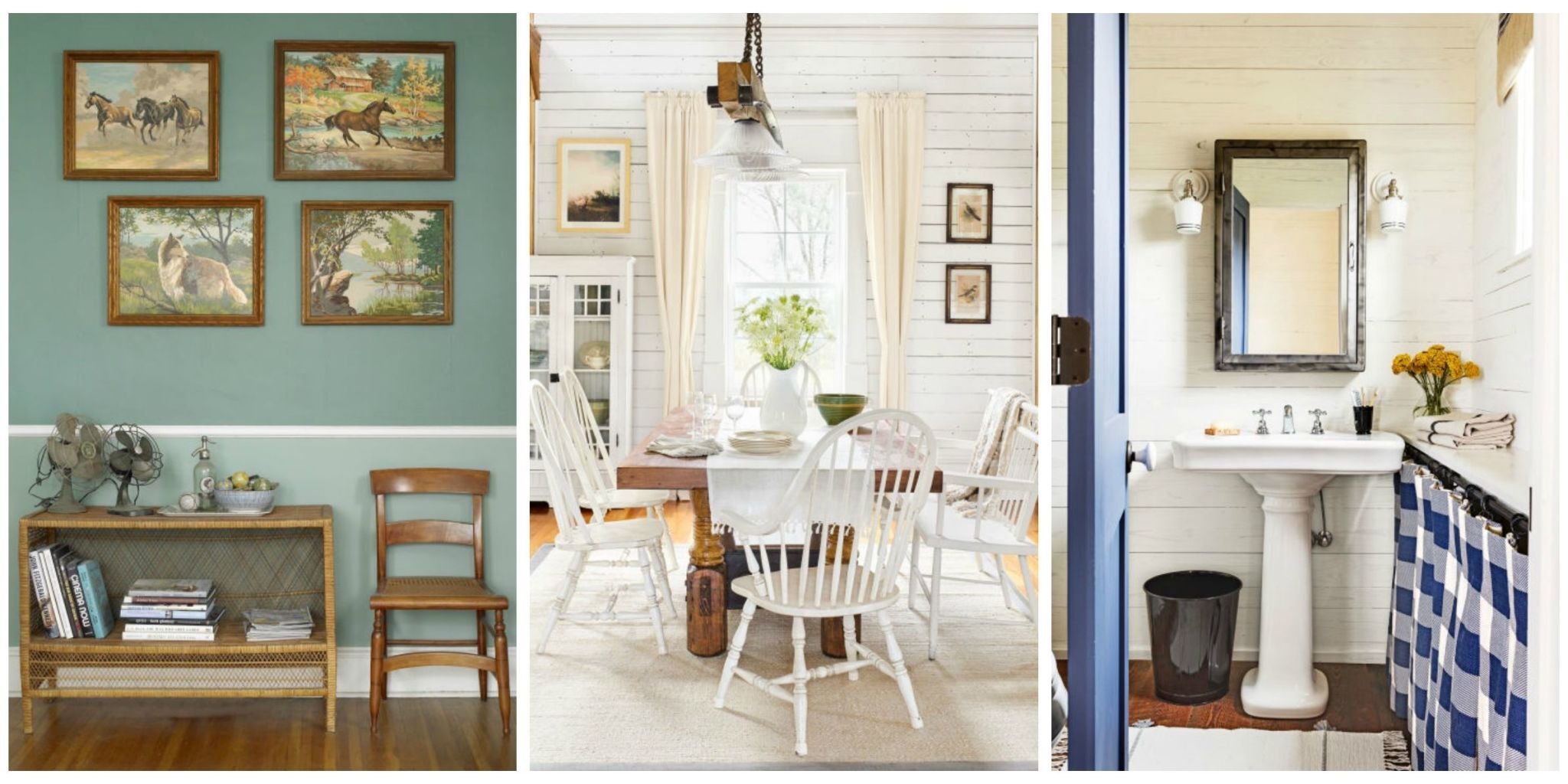 Budget home decorating tips.