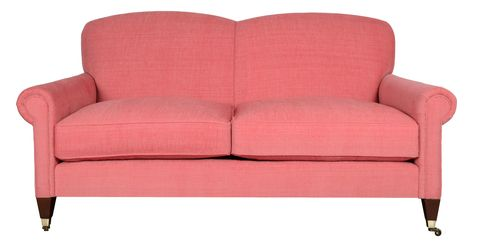 Red, Furniture, Couch, Black, Rectangle, Maroon, Material property, studio couch, Futon pad, Leather,