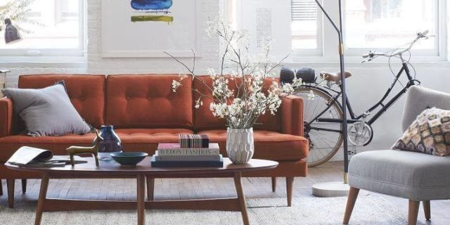 Do You Have This Defective West Elm Sofa? You Could Be Eligible For A Refund