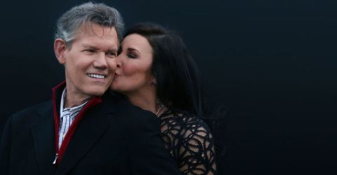 Randy Travis's recovery after stroke