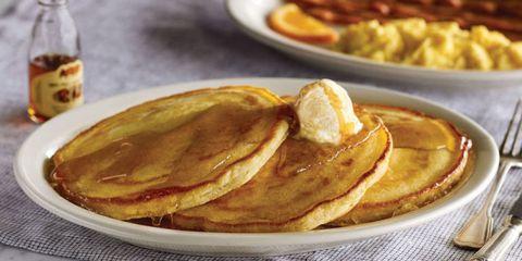 Food, Cuisine, Plate, Ingredient, Dish, Pancake, Breakfast, Bottle, Meal, Recipe,
