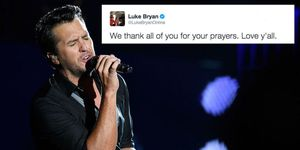 Luke Bryan's niece has died