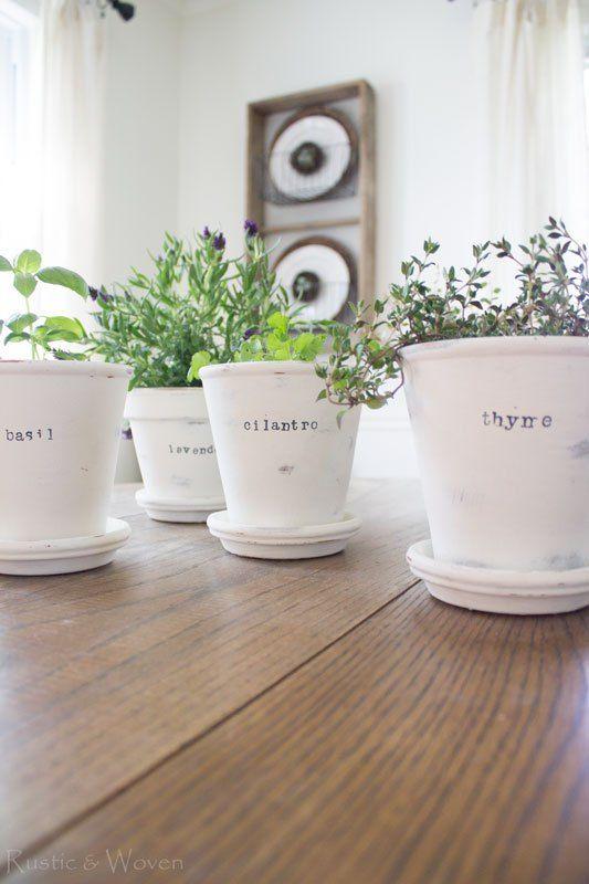 24 seriously pretty diy flower pot ideas how to decorate planters rh countryliving com
