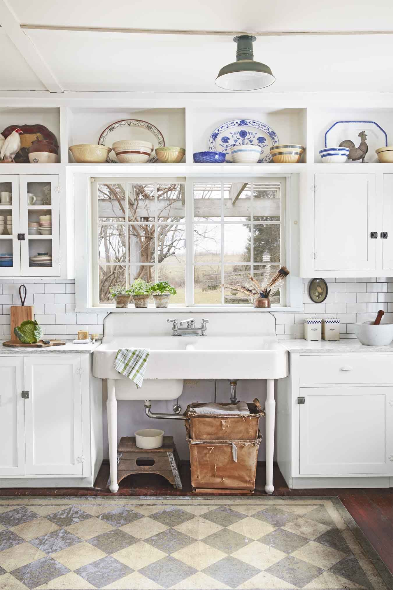 20 Vintage Kitchen Decorating Ideas Design Inspiration For Retro