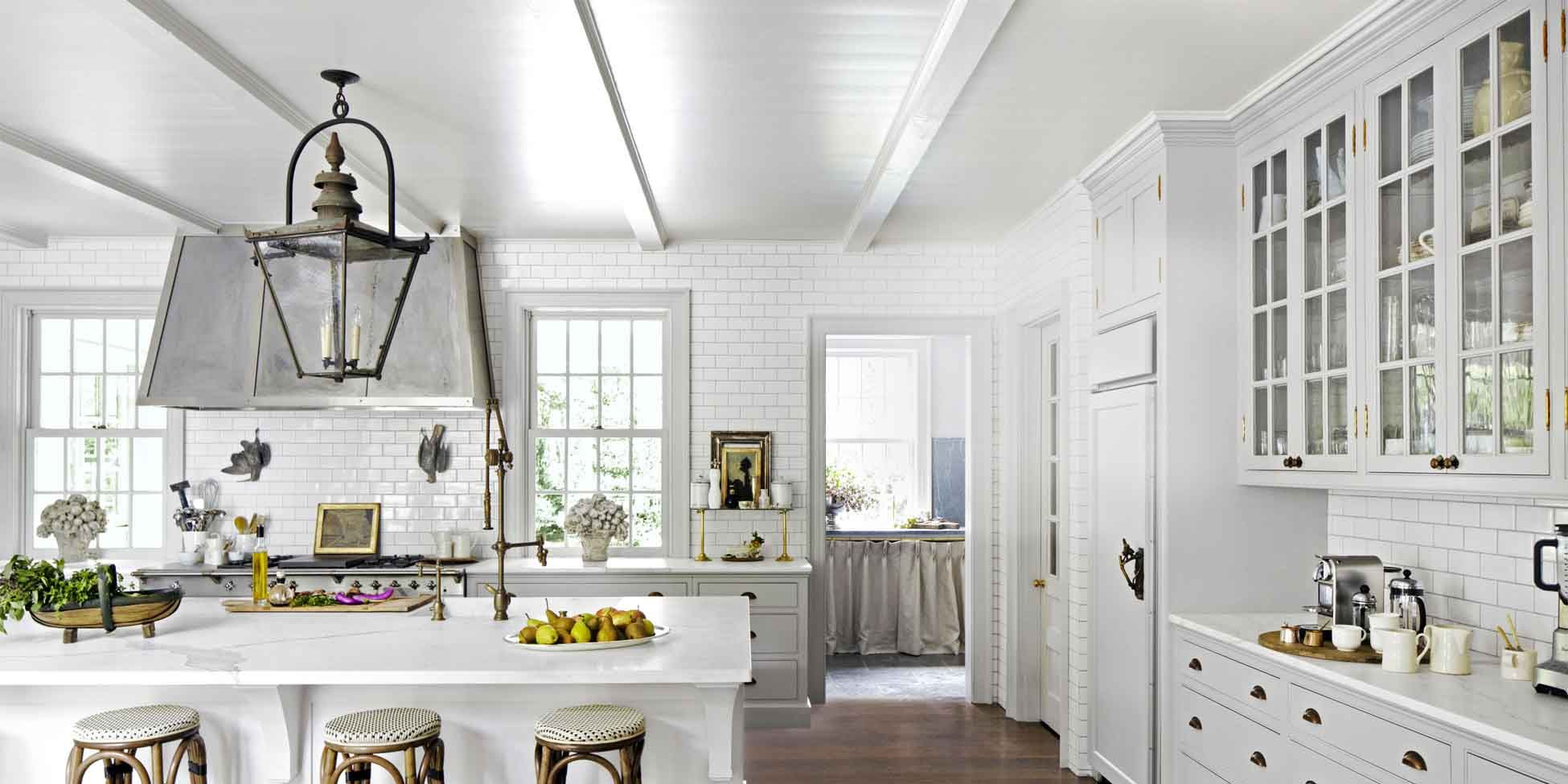 5 Important Questions To Ask Yourself Before Committing To An All White Kitchen