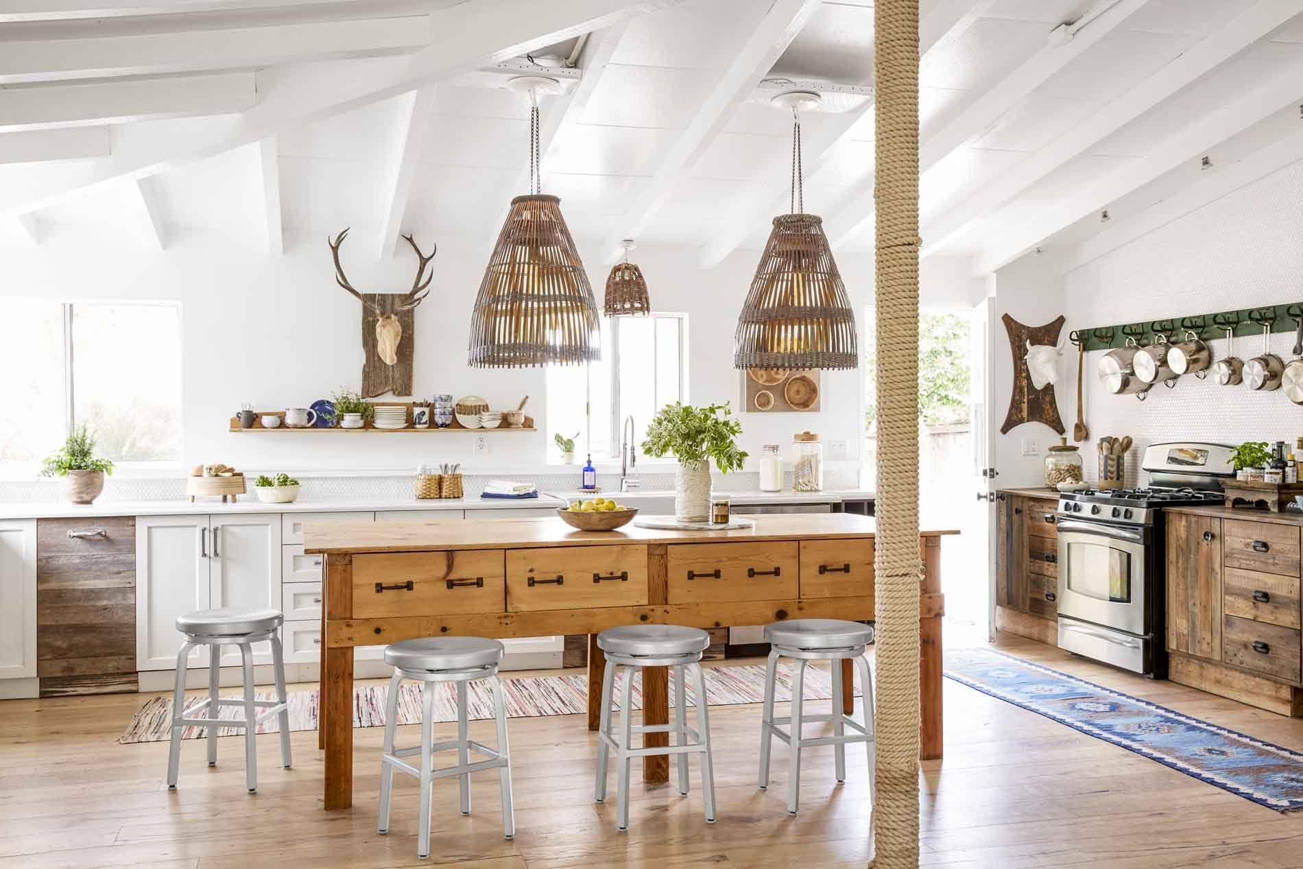 50+ Best Kitchen Island Ideas - Stylish Designs for Kitchen Islands