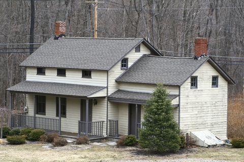 Historic Winter Farmhouse in Mahwah New Jersey
