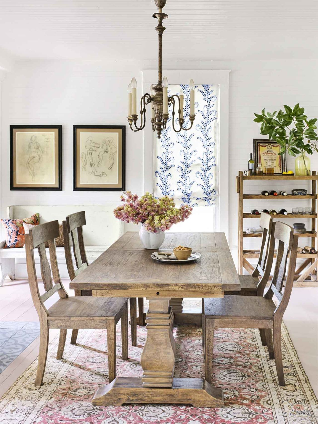 85 best dining room decorating ideas country dining room decor rh countryliving com