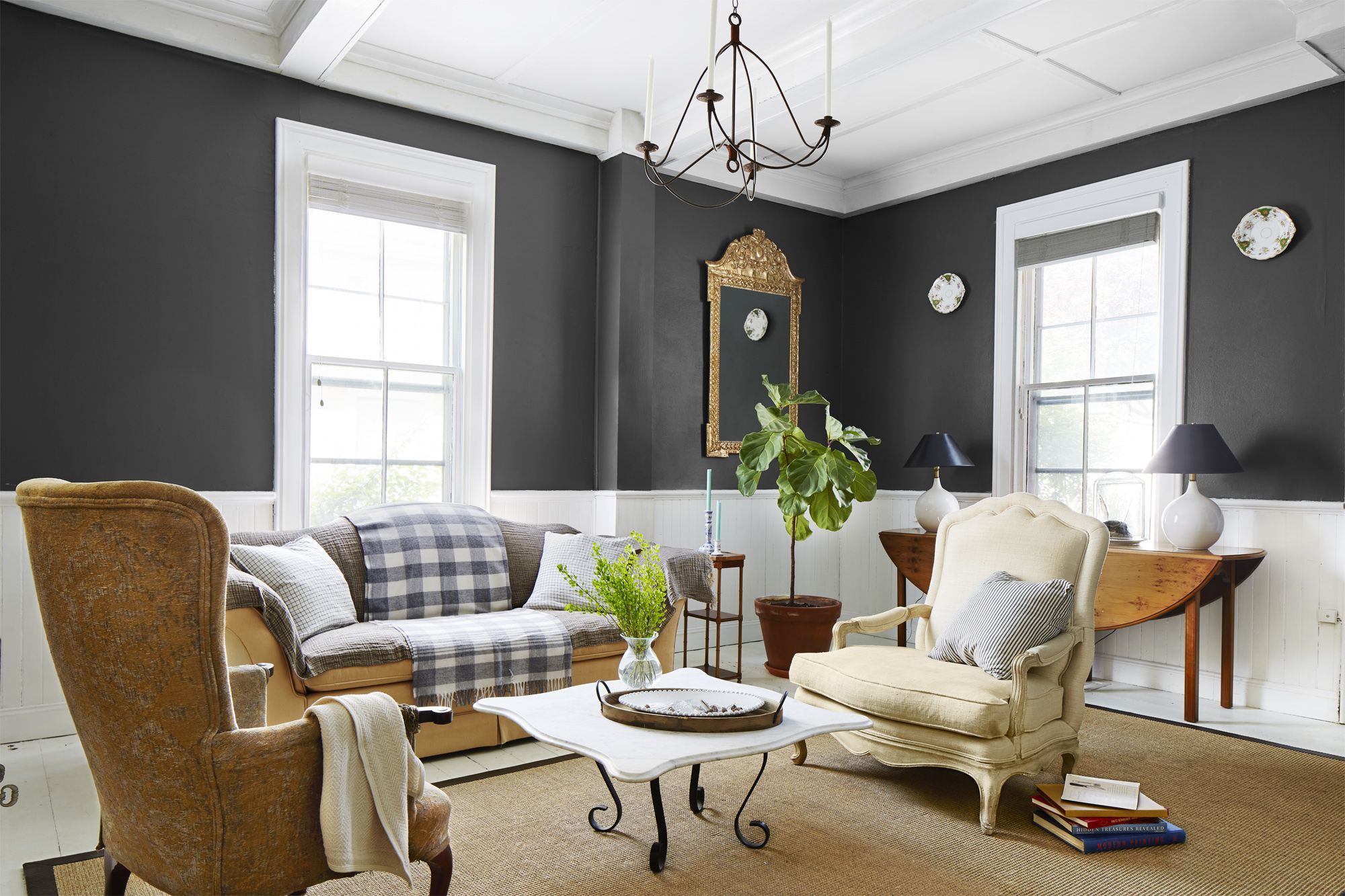Interior Paint Finishes - How to Pick a Paint Finish