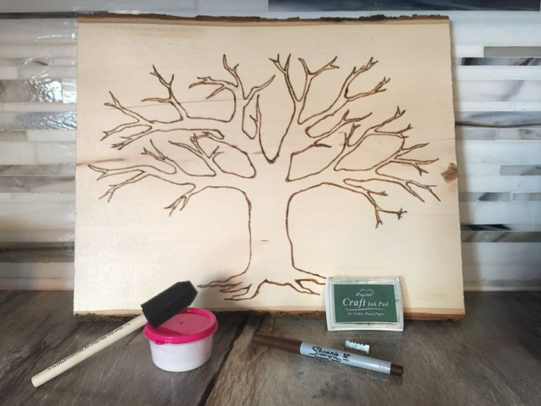 etsy - Family Tree Design Ideas