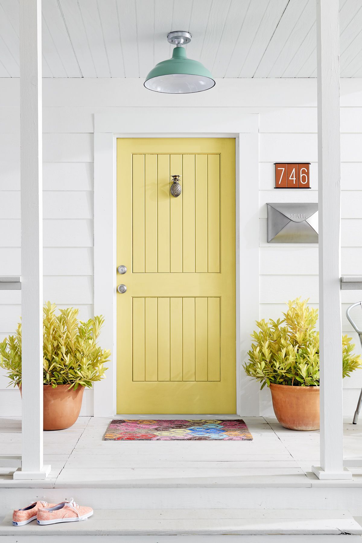 5 Colorful Themes For Your Front Door Front Door Makeover Ideas