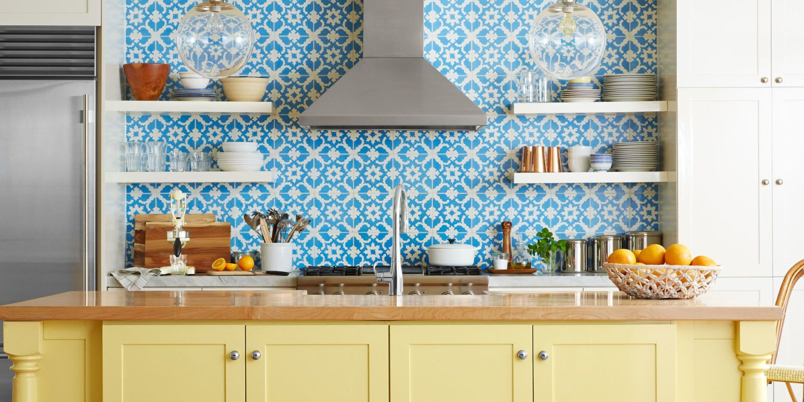 A Statement Making Tile Backsplash In Your Kitchen Is A Smart Investment  And Hereu0027s Why: Not Only Is Tile Incredibly Durable And Easy To Clean, ...