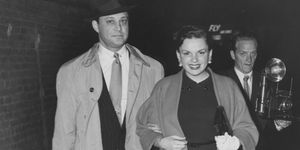 JUdy Garland and Sid Luft 1951