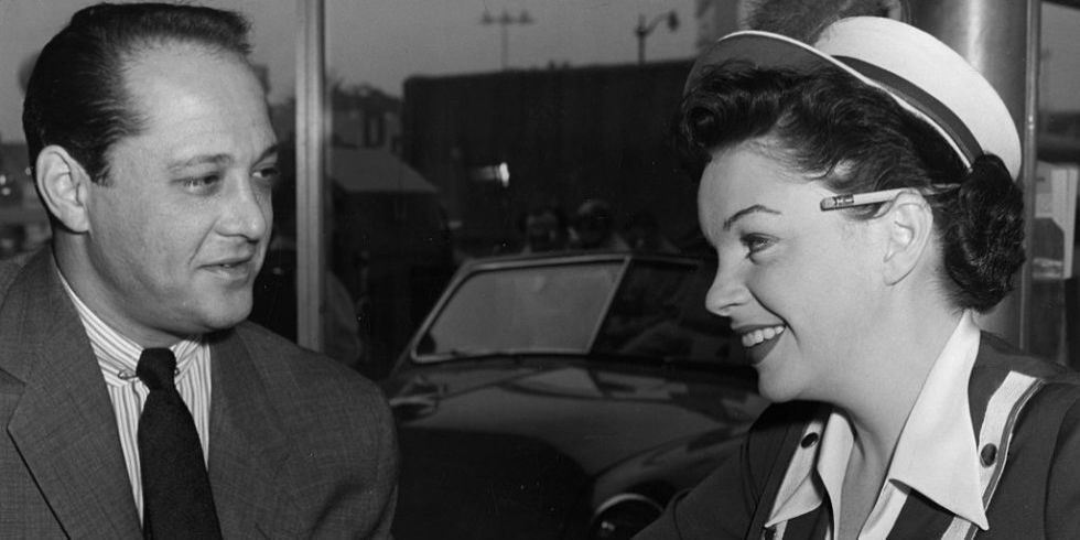 how judy garland and sid luft fell in love
