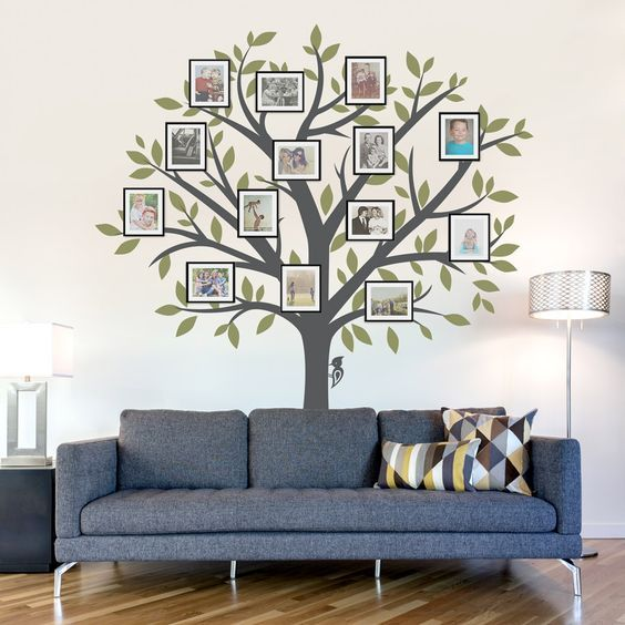 family tree ideas