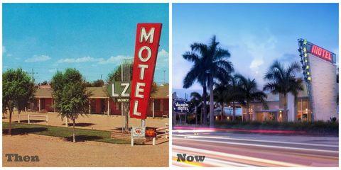 renovated motel