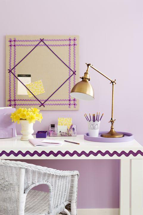 Purple, Furniture, Table, Violet, Pink, Product, Lilac, Lavender, Room, Interior design,