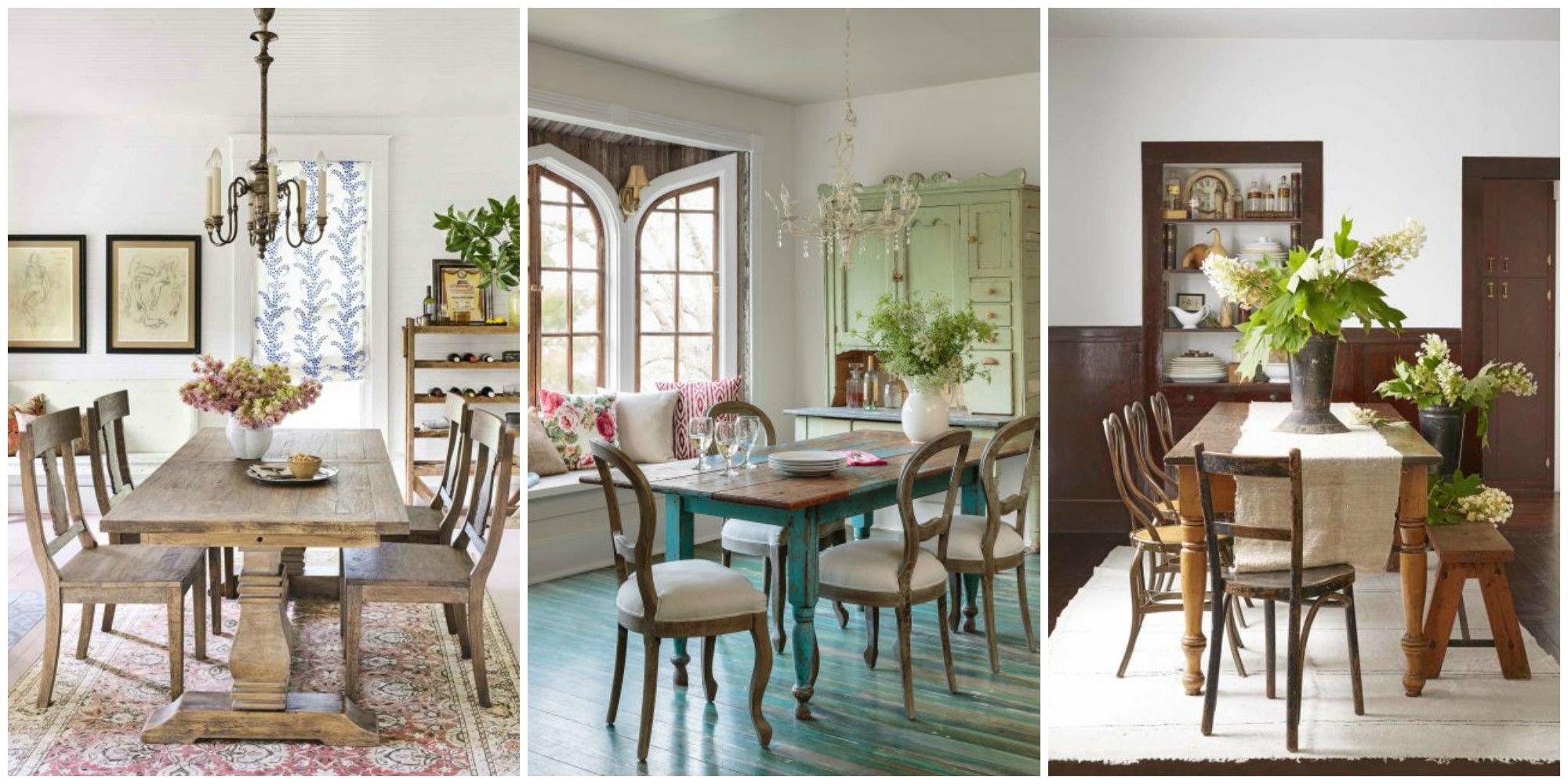 Small Kitchen Dining Table Ideas Part - 45: Do Rugs Belong In The Dining Room Or Not?