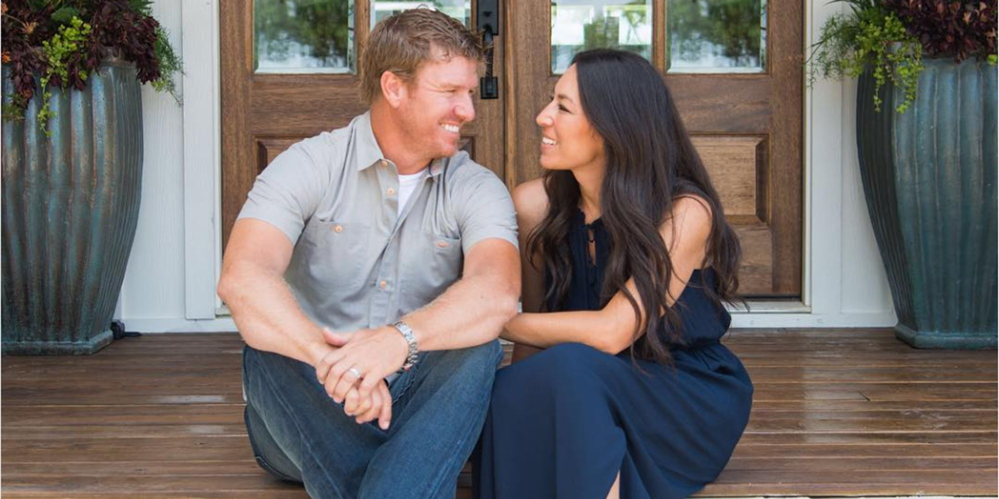 Before Meeting Joanna, Chip Gaines Says He Was Hell-Bent on Making Another Woman His Wife foto