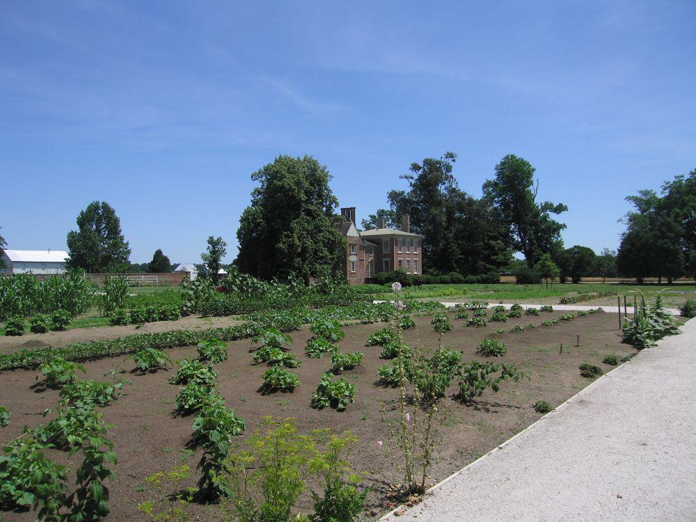oldest formal garden in the U.S.