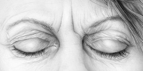 Face, Hair, Eyebrow, Forehead, Eye, Skin, Eyelash, Nose, Close-up, Head,