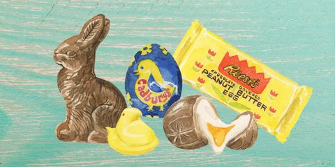 Snack, Animal figure, Rabbit,